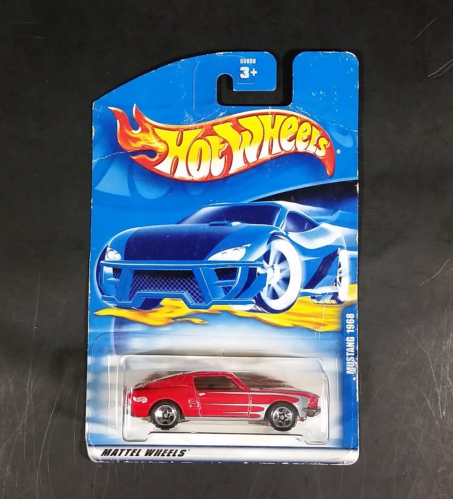 2001 Hot Wheels 1968 Ford Mustang Red Die Cast Toy Car 126 50656 New W Blue Card Opening Hood Https Treasurevalleyantique Mustang Mustang Cars Hot Wheels