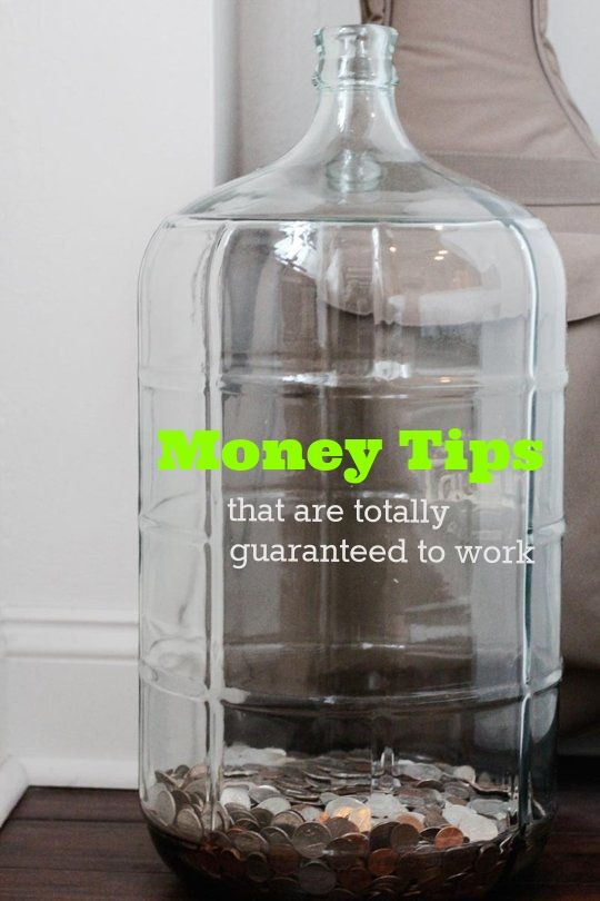 Guaranteed to Work Money Saving Tips | Apartment Therapy