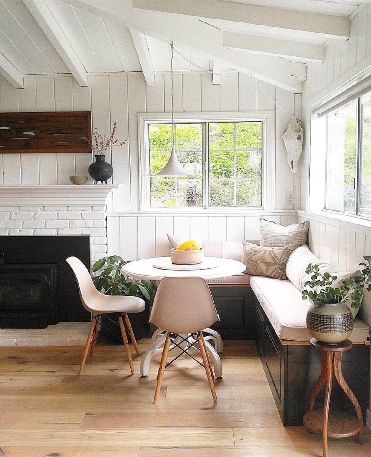 Breakfast Nook Design | Breakfast Nook Ideas | Dining room ... on Nook's Cranny Design Ideas  id=79592