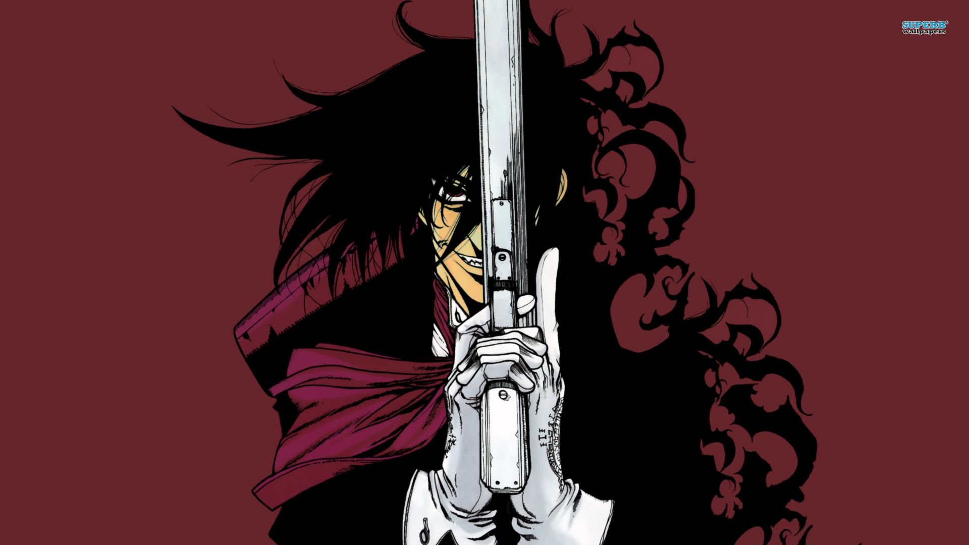 Photos Hellsing Ultimate Alucard Anime Wallpaper