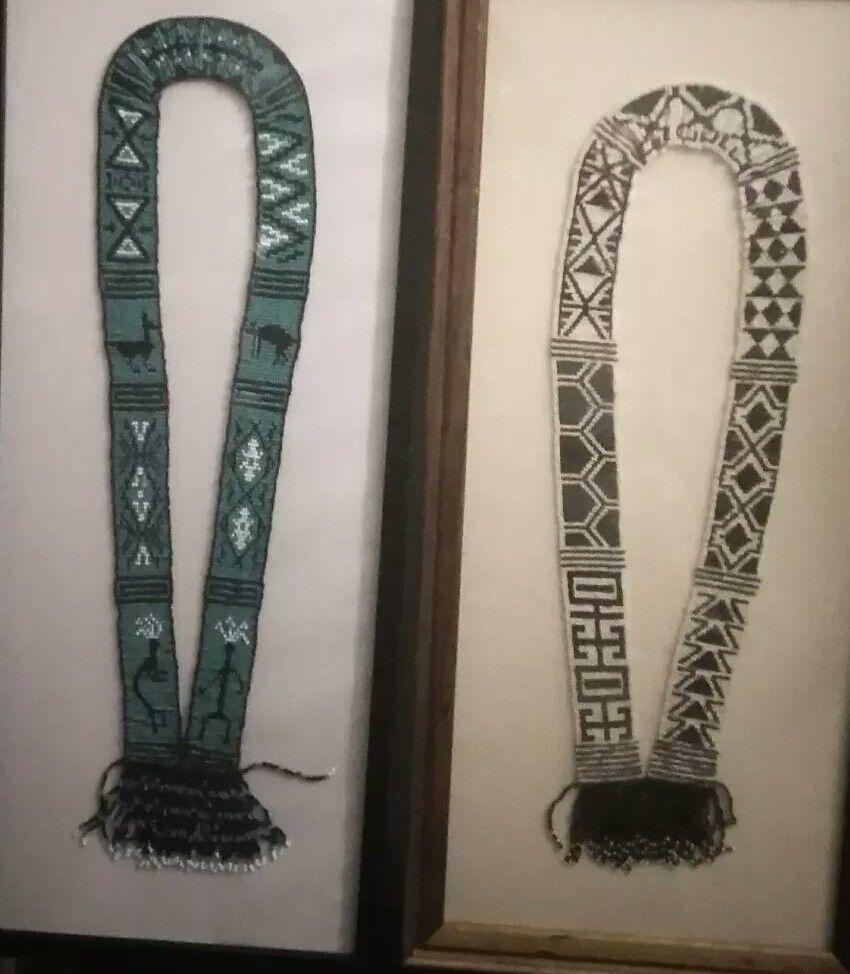Navajo rug motif design handmade beaded kokopelli symbol jewelry navajo rug motif design handmade beaded kokopelli symbol jewelry necklace buycottarizona Images
