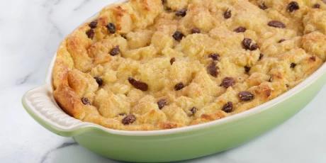 Recetas básicas de pudín de pan | Food Network Canada