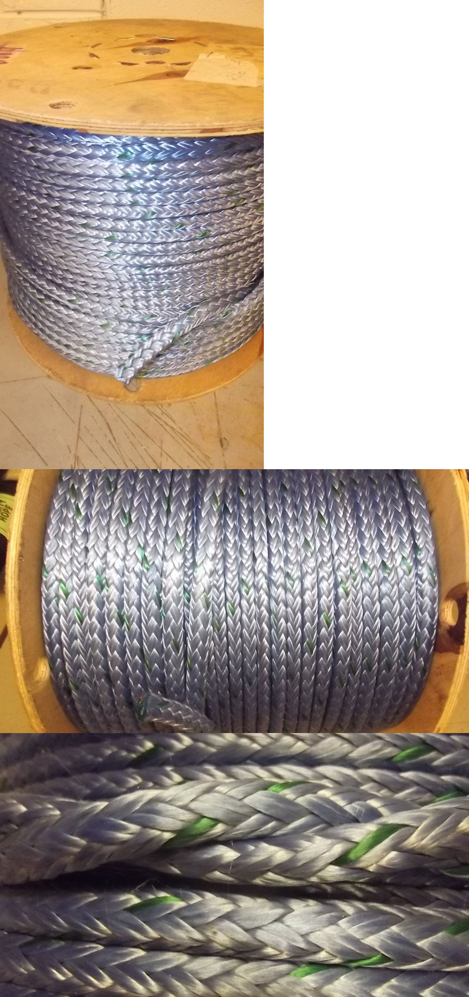 12 Wire Pulling Rope - WIRE Center •