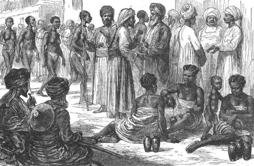 Ancient Black People in America | Slavery in Sub-Saharan Africa ...