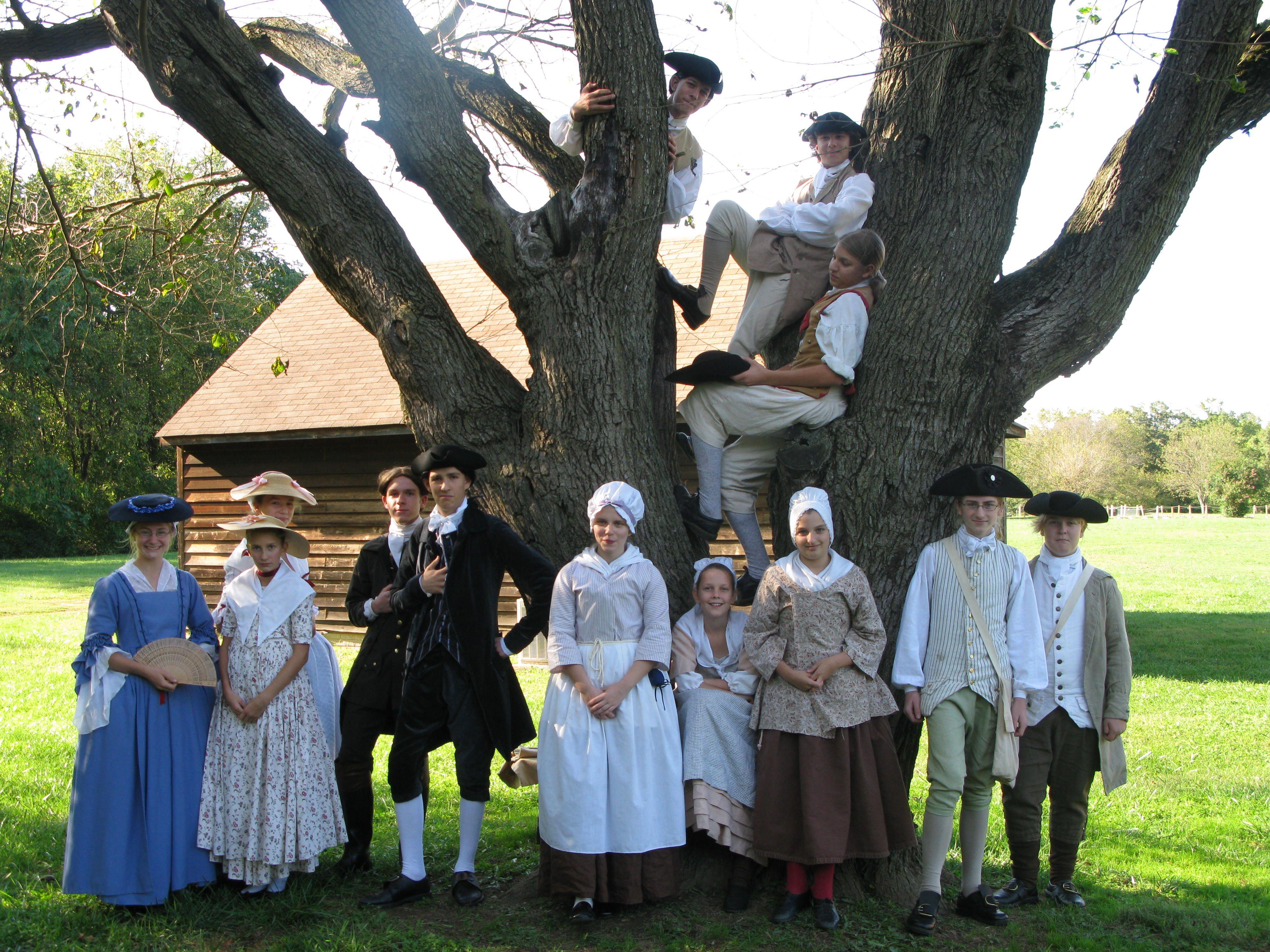 Ferry Farm George Washington S Boyhood Home Across The