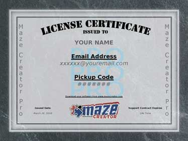 certificate templates software