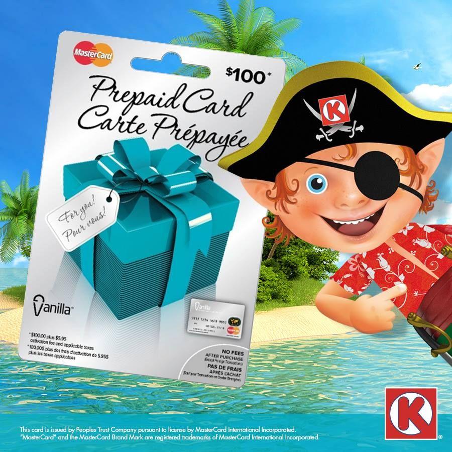Circle K Contest: Win $100 Visa Prepaid Card | Win Cash