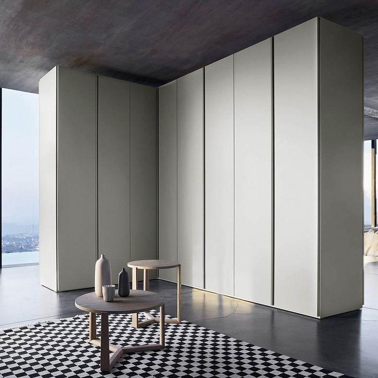 Spectacular  Kleiderschrank wardrobe Schlafzimmer bedroom Ankleidezimmer Raumteiler minimalistisch zeitlos Einrichtungsideen home wohnen einrichten