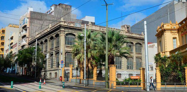 Patrimonio Industrial Arquitectónico: Patrimonio Industrial de Tenerife: un catálogo en ...