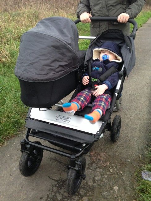 Tried And Tested The Mountain Buggy Duet Babycentre