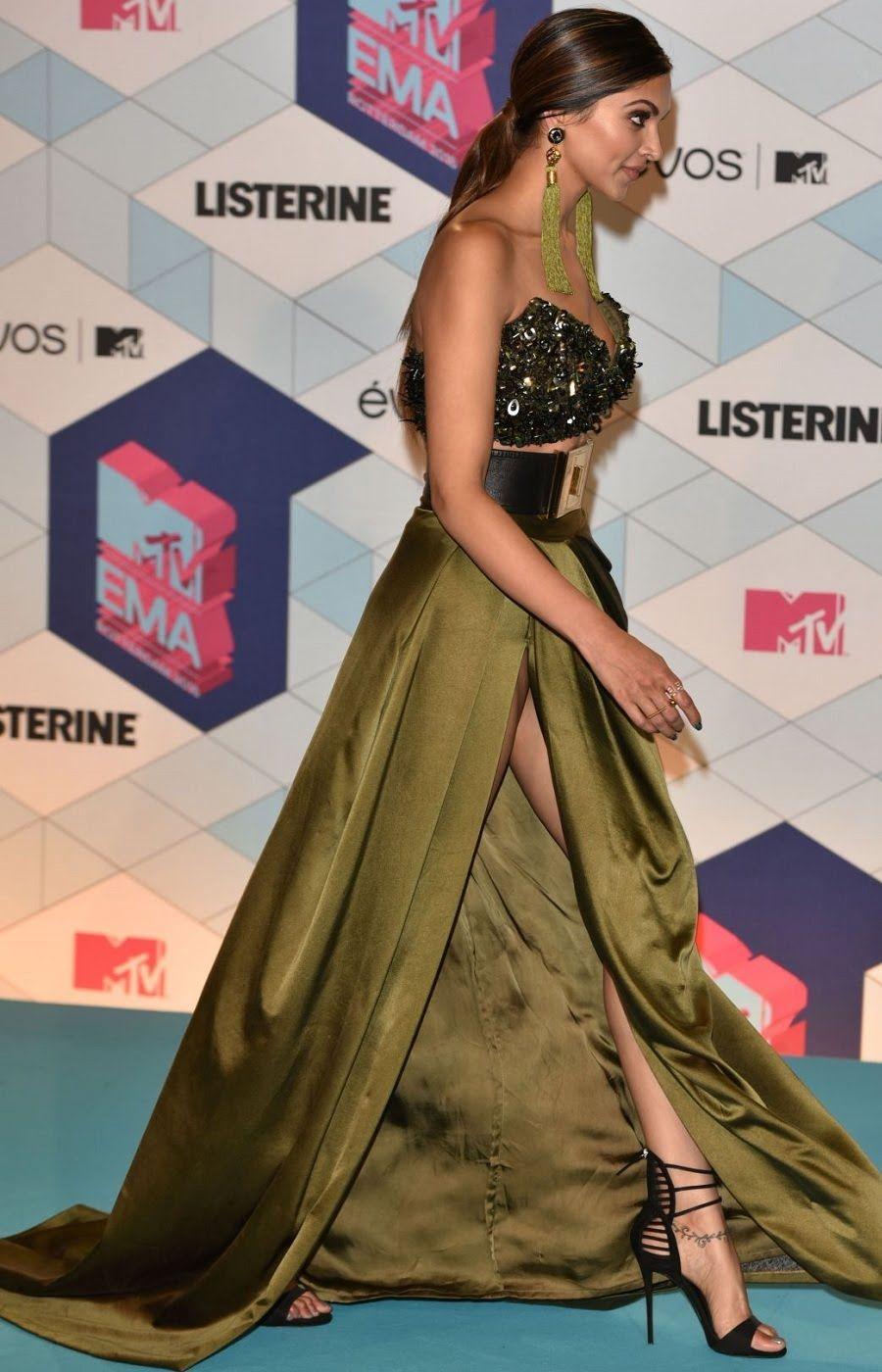 MTV EMA 2016 | Stylish gown, Lakme fashion week 2016 ...