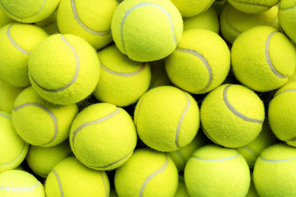 Download Premium Photo Of Tennis Balls 378419 Tennis Tennis