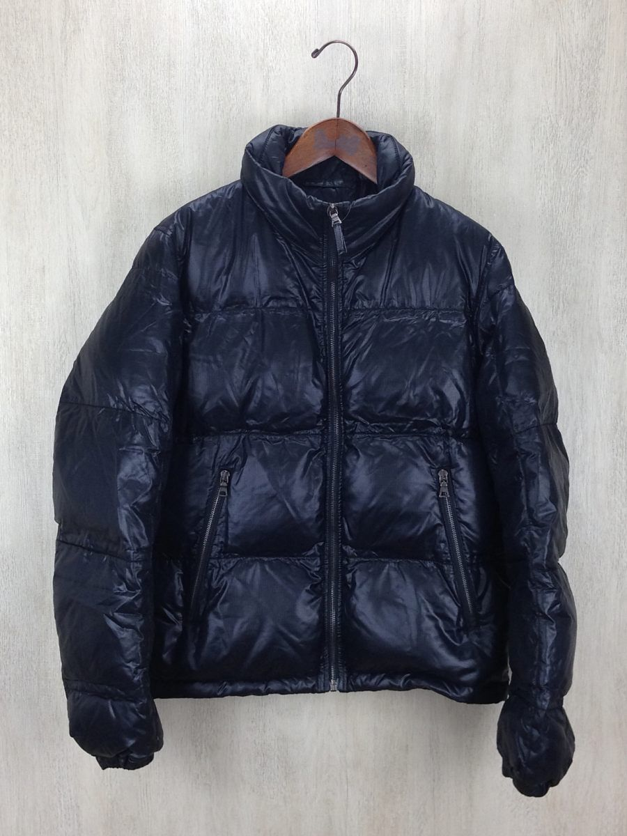 b148f907ad57 PRADA ◇ RN 98339 / CA 34767 / Down Jacket / 48 / Nylon / BLK / Used ...