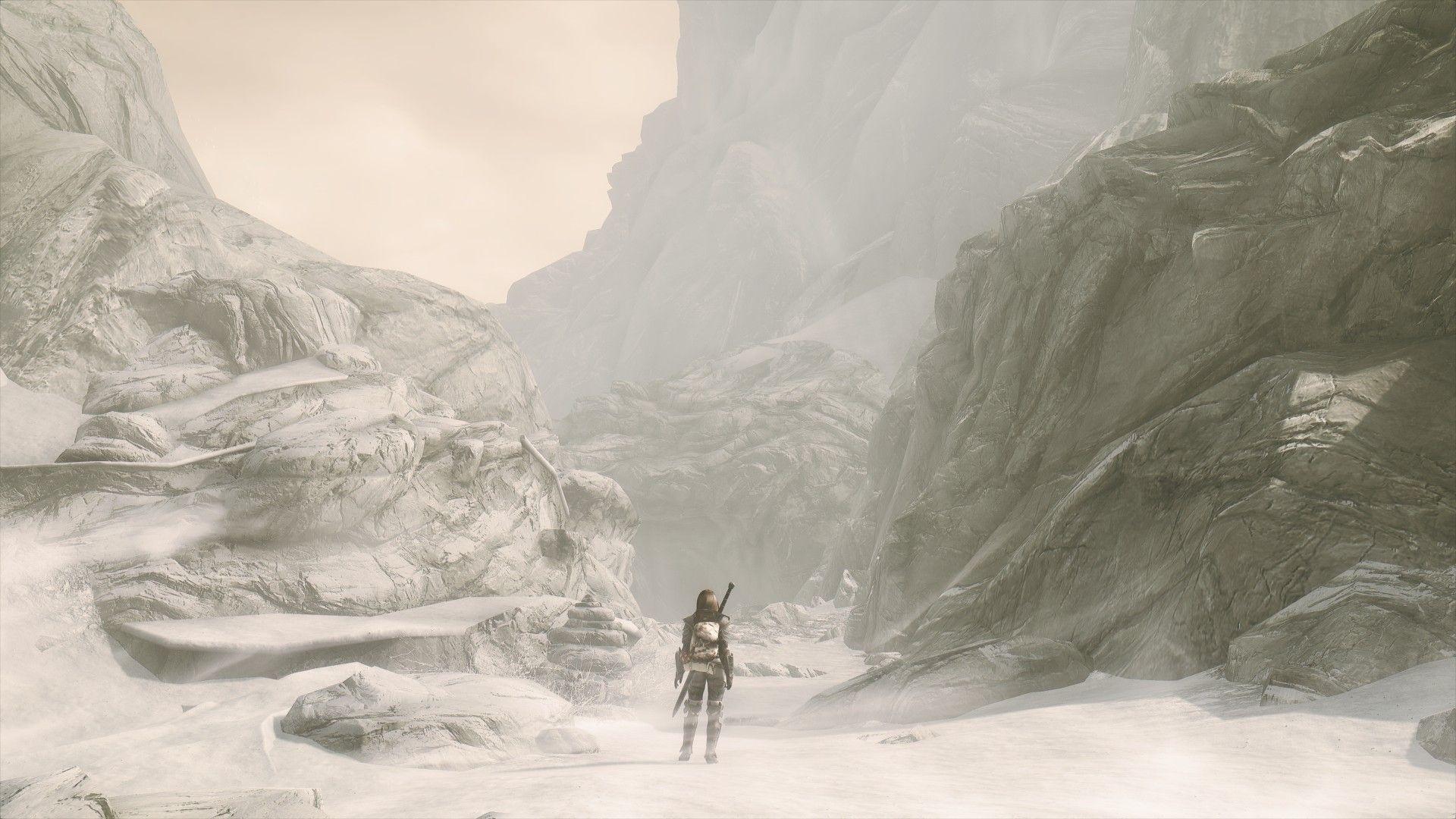 Video Game Skyrim Wallpaper