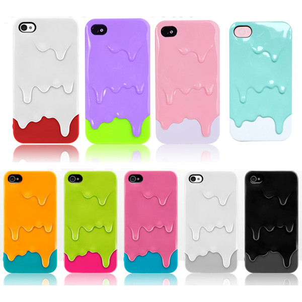 Melted ice creams iPhone 11 case