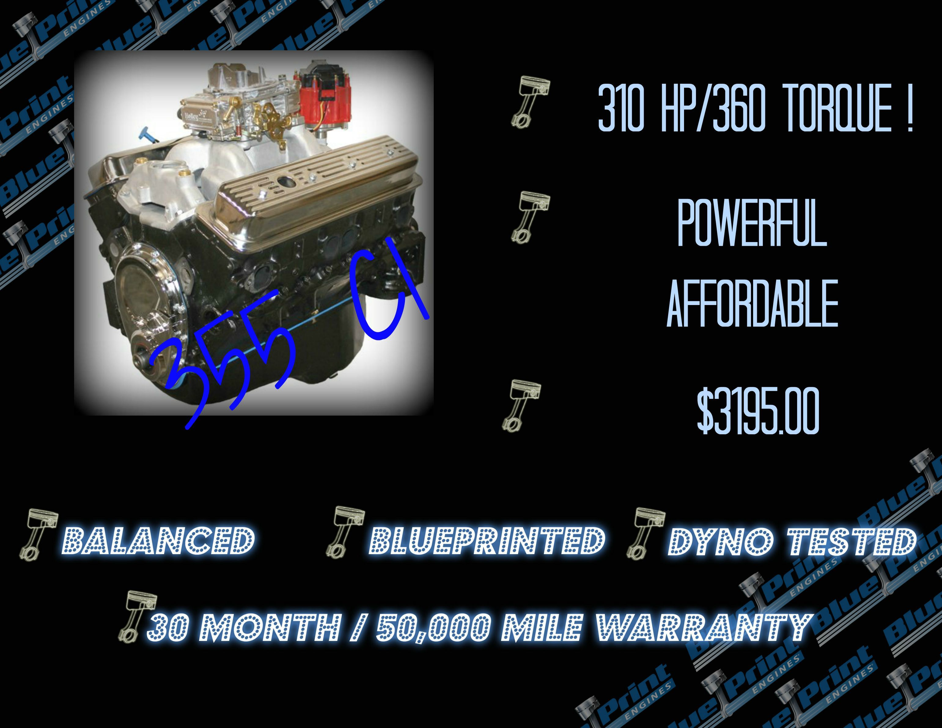 Blueprint engines has 355s for the budget minded like their part blueprint engines has 355s for the budget minded like their part number bp35511ctc1 priced malvernweather Image collections