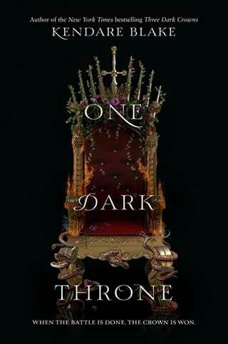 2017 continuación de Three dark crowns