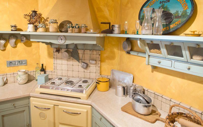 Cucina Country Doria - Offerta Cucine Moderne a prezzo Outlet a ...