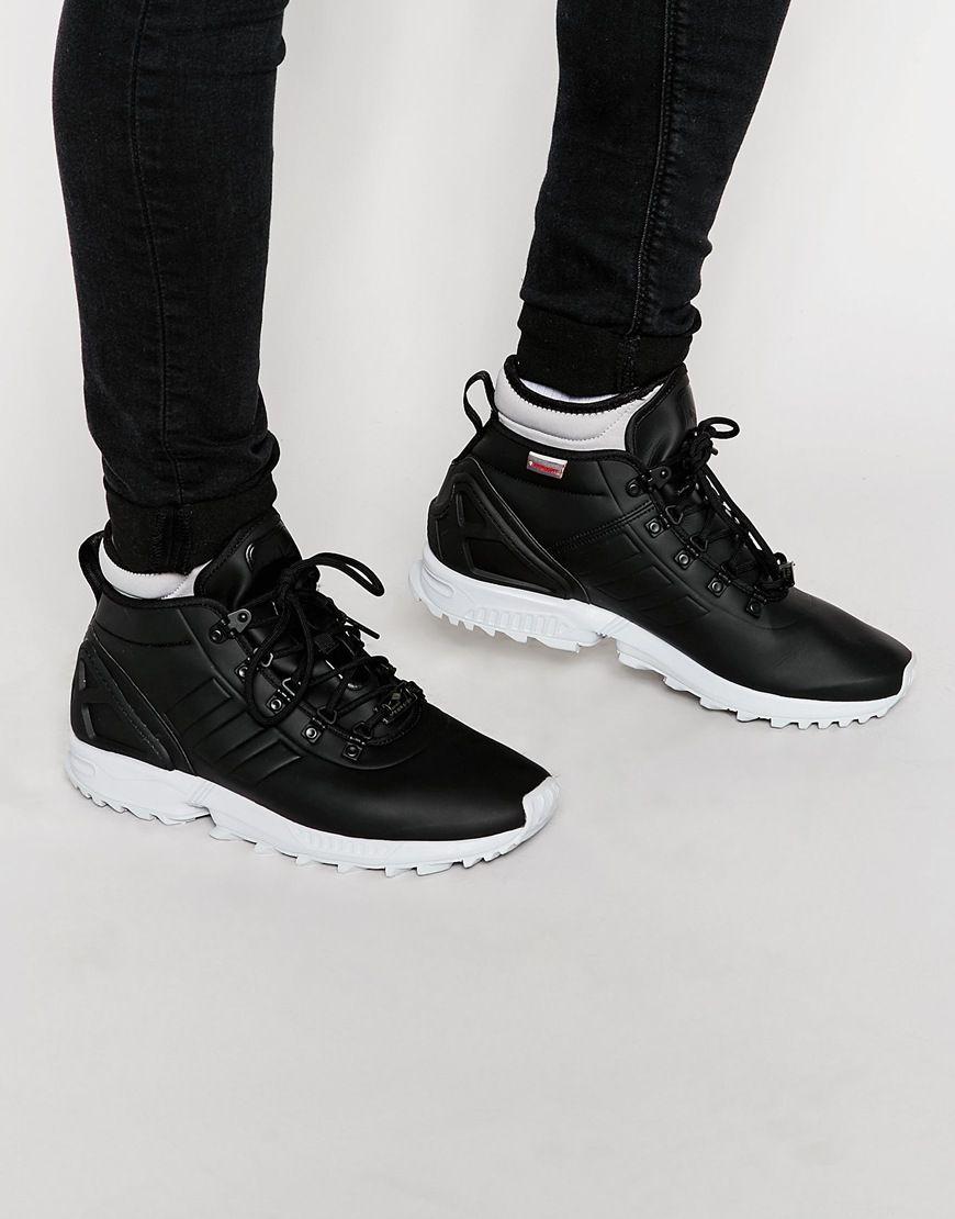 Adidas originali zx flusso inverno formatori moda pinterest zx