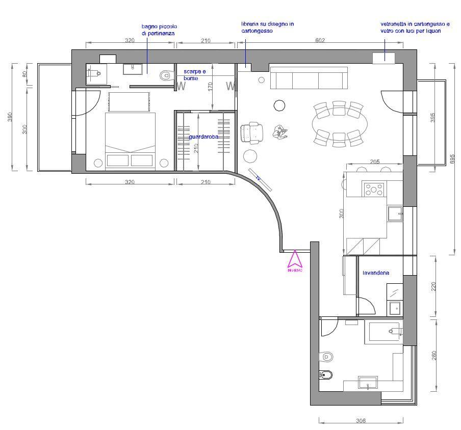 Progetti Casa Su Due Piani Di Circa 50 Mq Ridefinire Gli