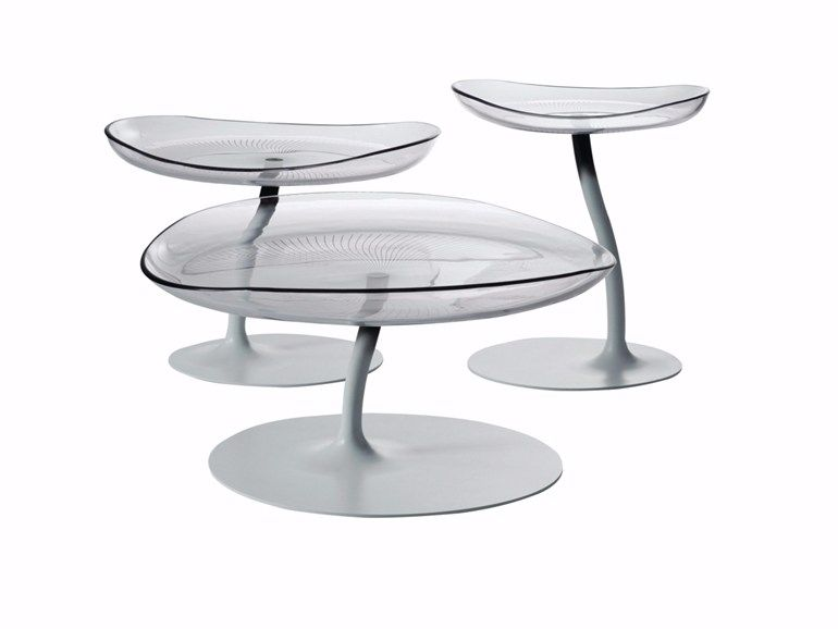 Download The Catalogue And Request Prices Of Mucidule By Roche Bobois Altuglas Garden Side Table Design Fritsch Dur Table Garden Side Table Side Table Design