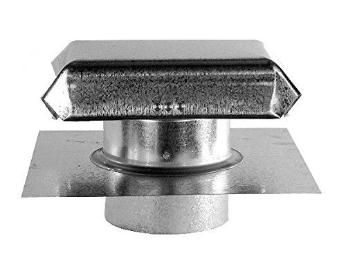 J Vent With Extension Galvanized 8 Inch Visit The Image Link More Details Galvanized Galvanized Steel Roof Shingles