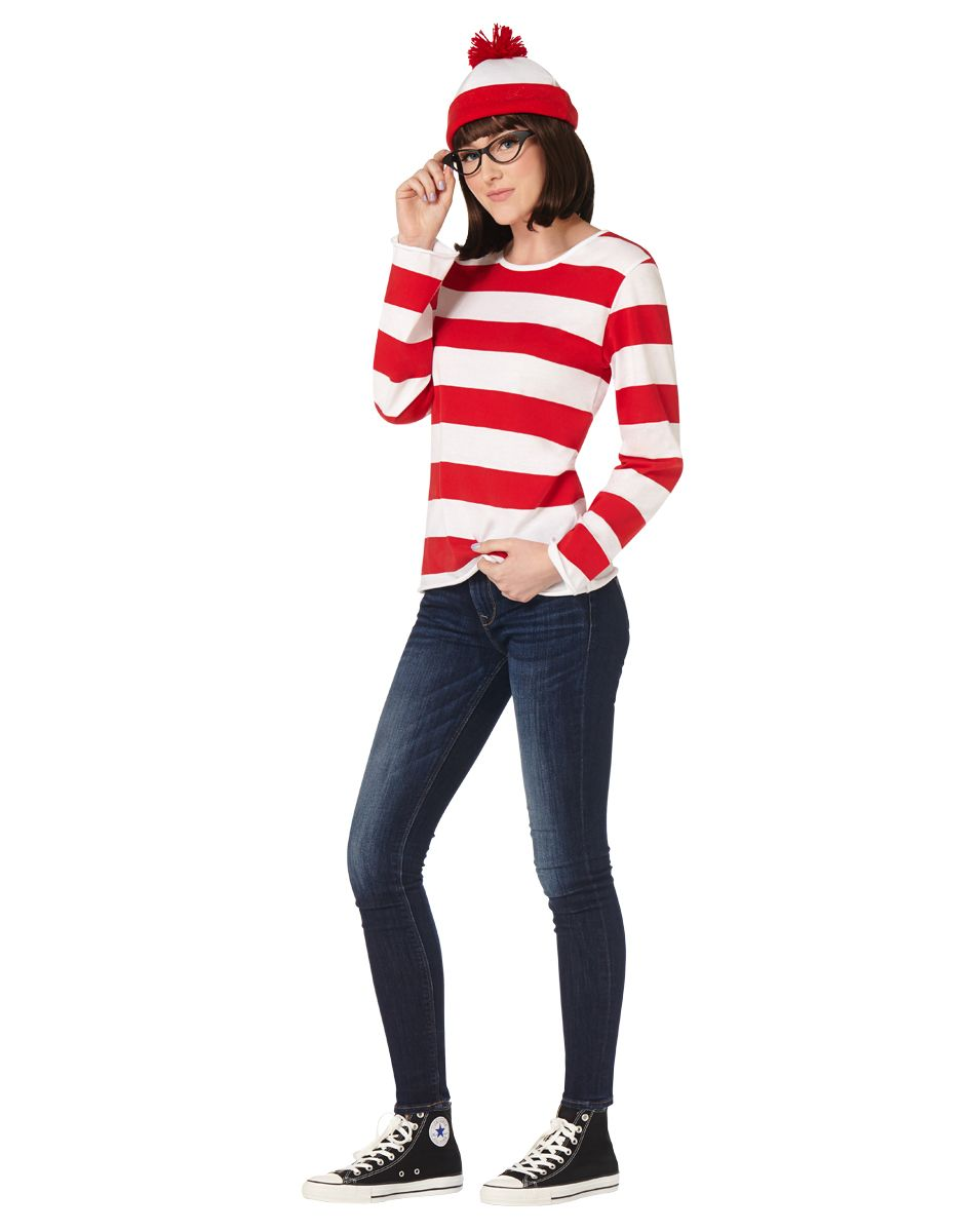 Want Non-Sexualized Halloween Costumes for Girls? Look ...  |Waldo 90s Halloween Costumes For Women