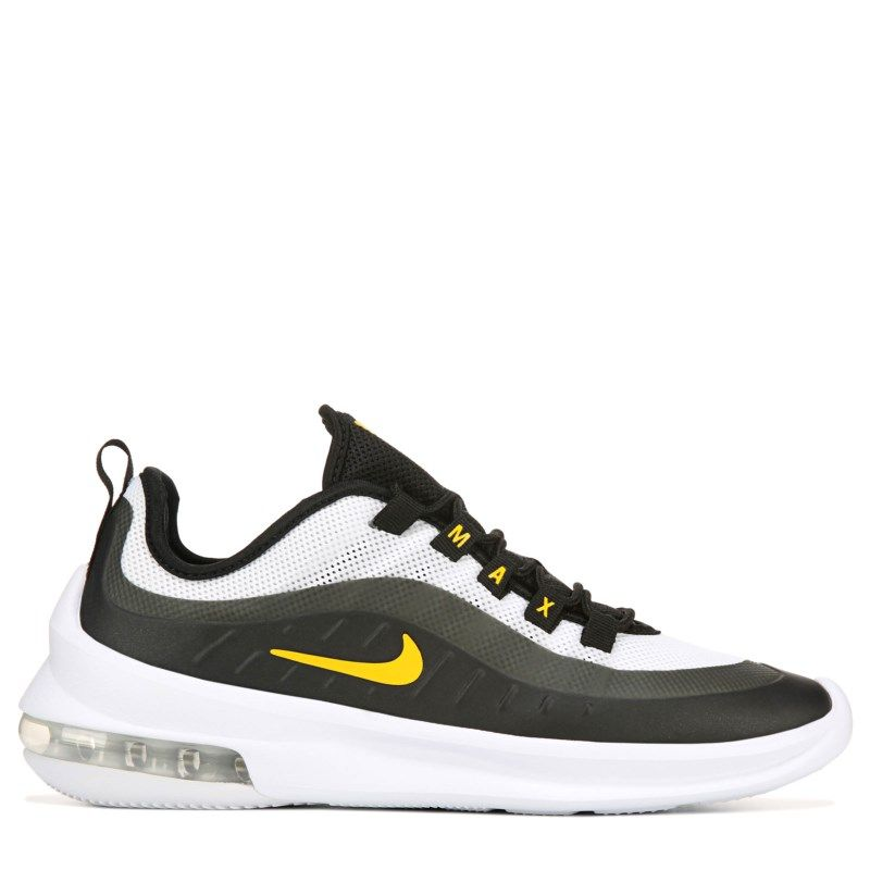 Nike Black & Gold Nike Air Max Axis Trainers | AlexandAlexa