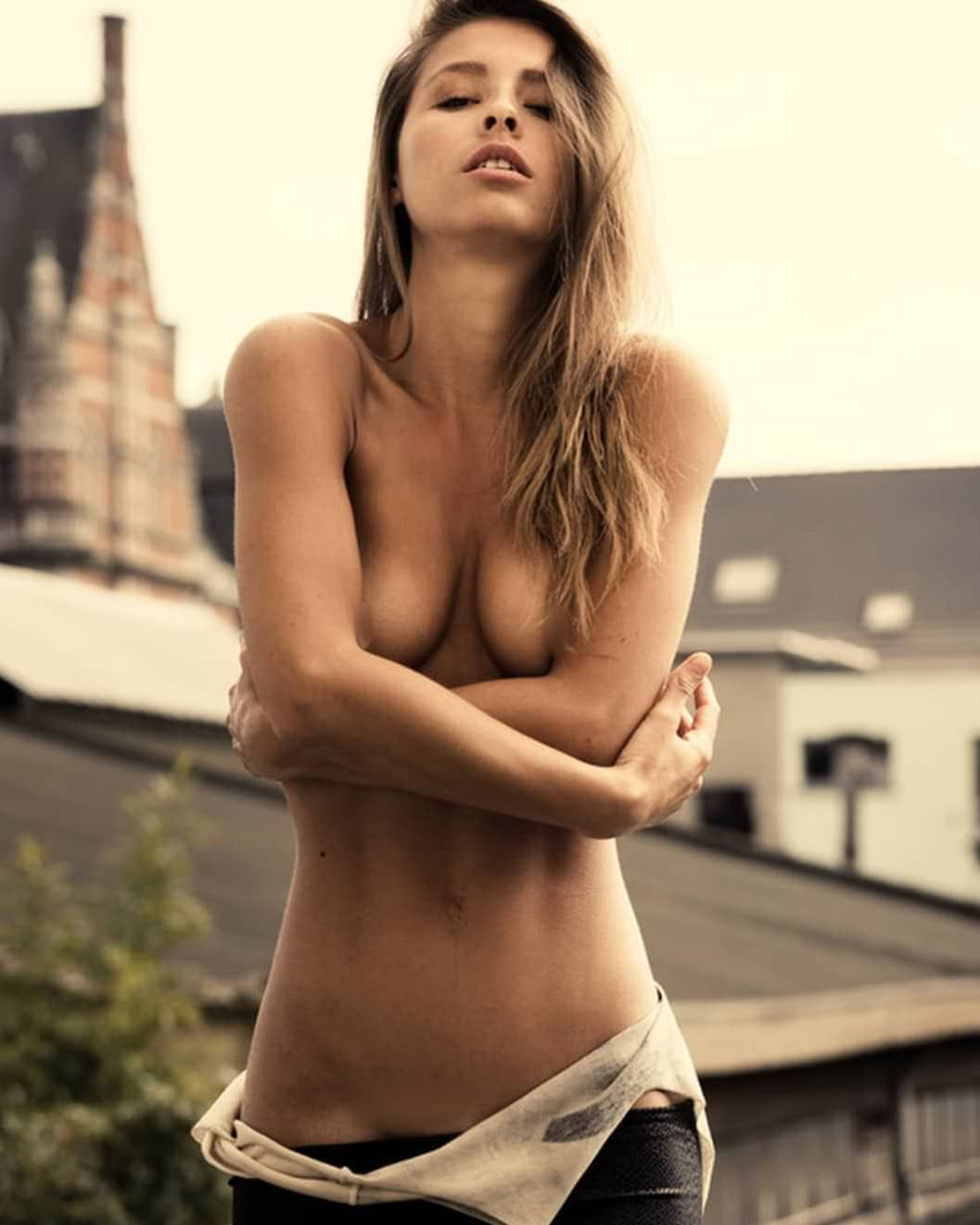 Snapchat Marisa Papen nude photos 2019