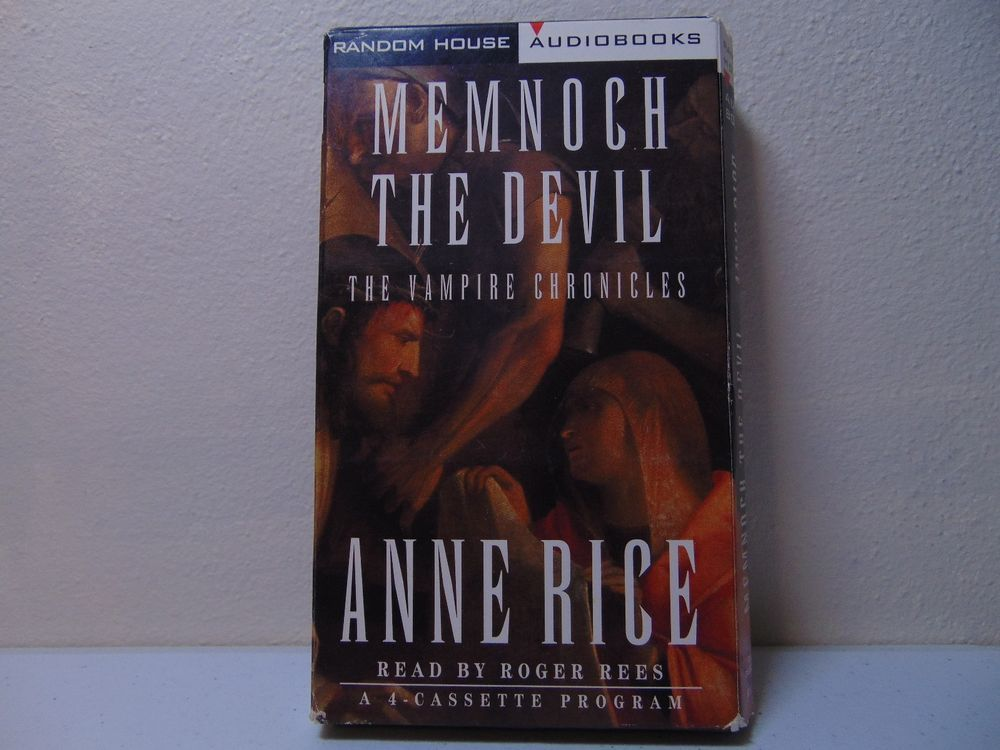 lestats morals and understanding in anne rices memnoch the devil As with all intelligent horror tales, anne rice uses louis to express philosophical and metaphysical understandings about society and humanity louis is an eternal outsider, both from other vampires and the human world, caused by his quest for understanding, communication, and a sense of genuine self.
