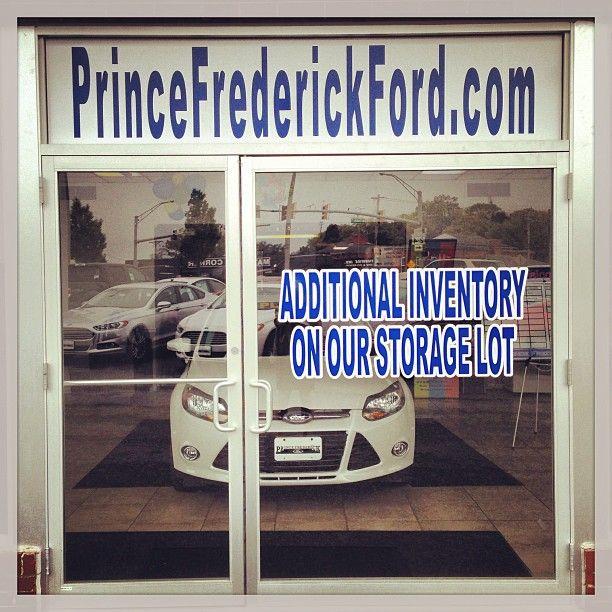 Prince Frederick Ford Calvert County Prince Frederick Ford