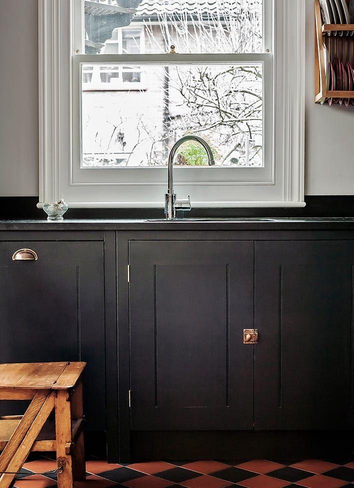 Sw11 Case Study  British Standard Cupboards  Traditional Gorgeous Standard Kitchen Design Decorating Design