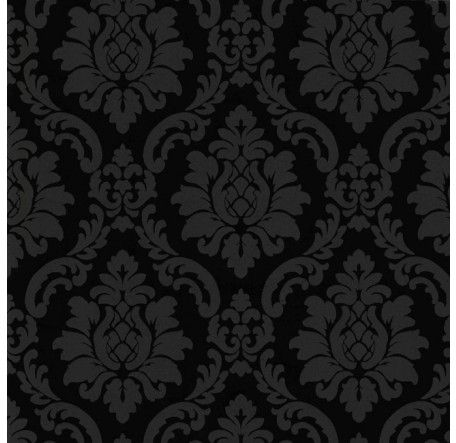 papier peint baroque noir   Teryn's Stuff in 2019   Pinterest