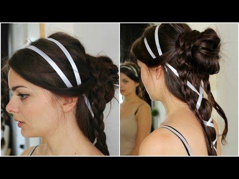 Renaissance Hairstyle - YouTube