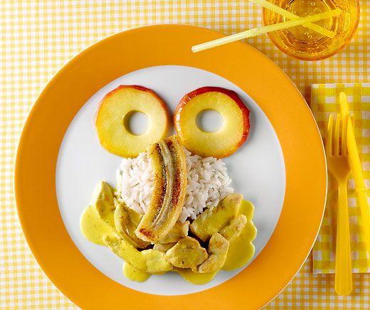 riz casimir rezept kochen ideen f r kinder food for kids pinterest essen rezepte und. Black Bedroom Furniture Sets. Home Design Ideas