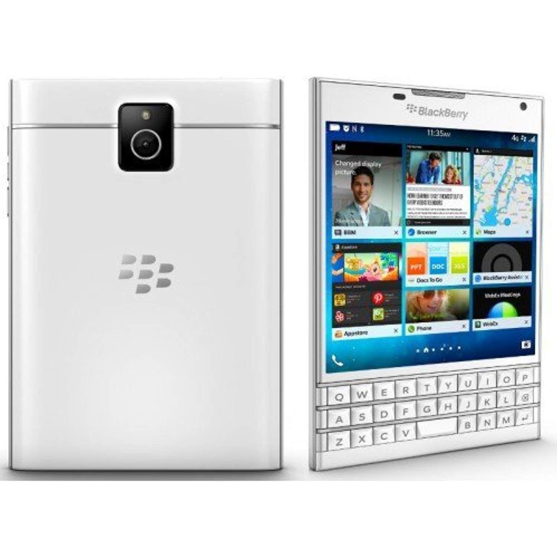 "BlackBerry Passport Factory Unlocked Cellphone 4.5"" 32GB"