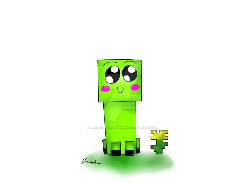 Cute Creeper Minecraft Google Search Minecreeper