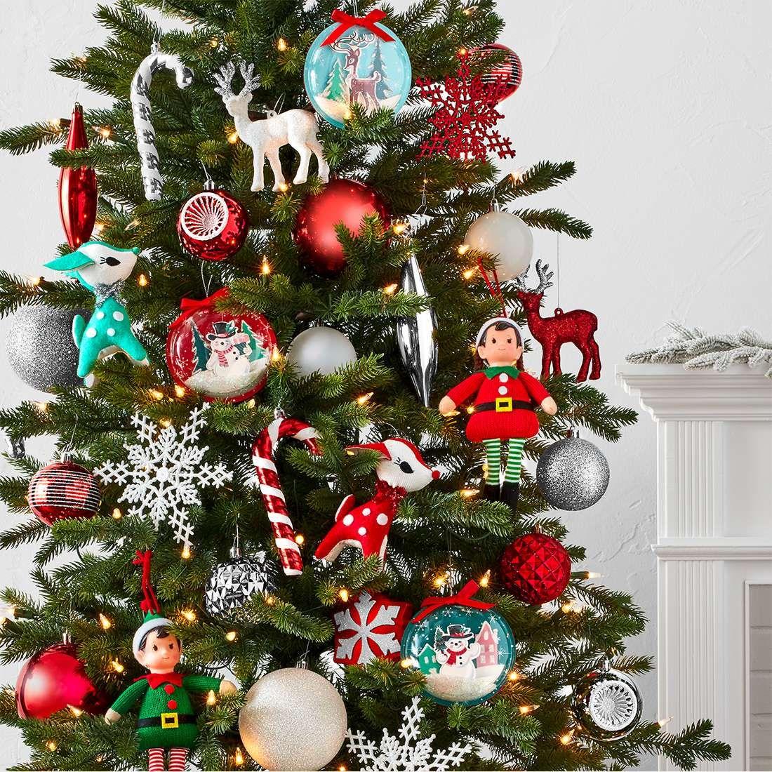 Ho Ho Ho It S The Season For Great Decor Shop Target For Christmas Ornaments T Christmas Ornament Sets Amazing Christmas Trees Christmas Ornament Storage