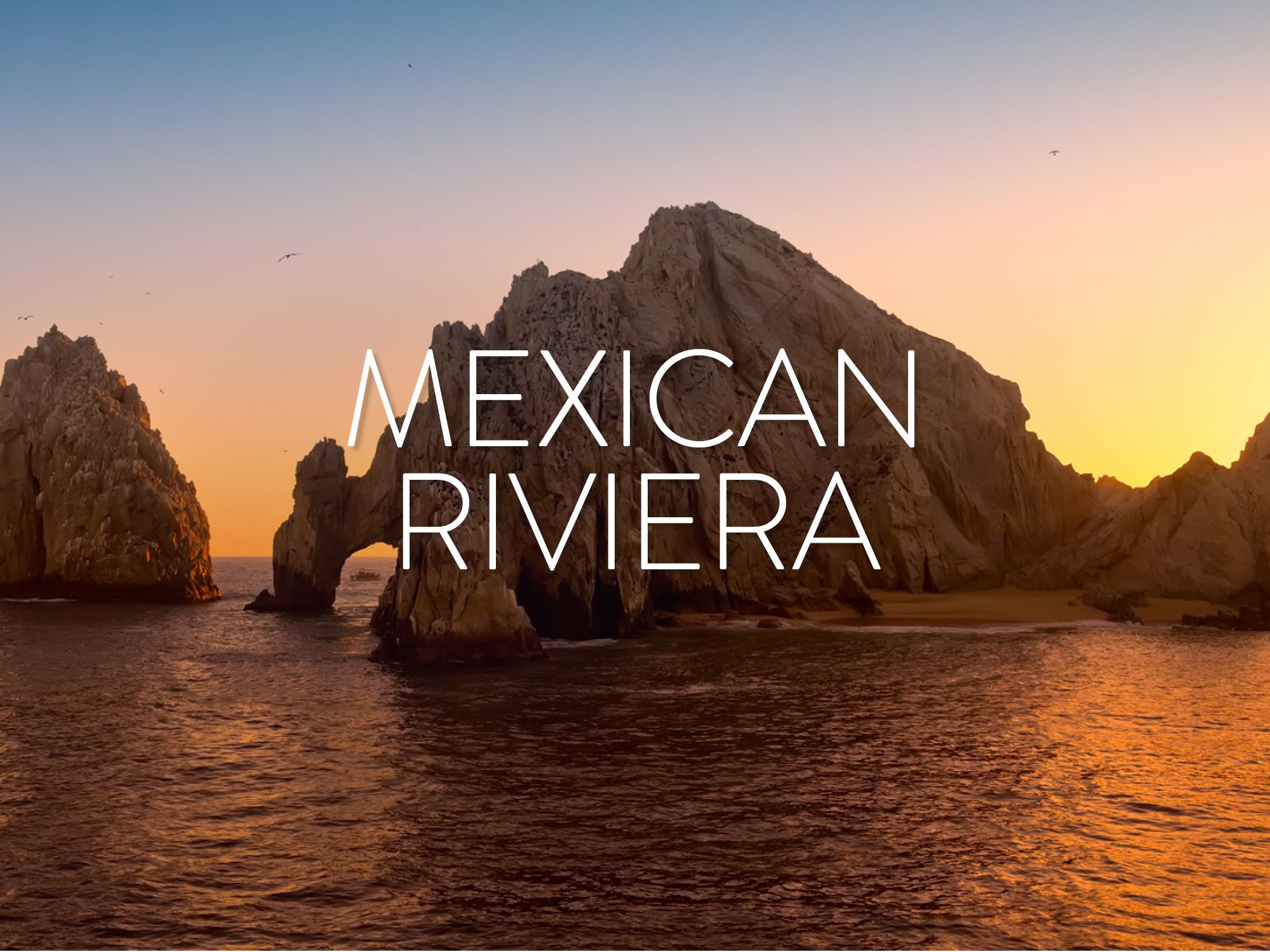 The Pacific and the Gulf of Mexico stretch unto forever like a pair of warm blue blankets. The highlands behind you teem with unique flora and fauna.   #Explore #Mexico #TravelIdeas #TravelInspiration #Cruising #Vacation #Travel