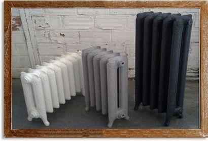 radiateur fonte neuf style r tro lectrique decorer pinterest radiateur fonte radiateur. Black Bedroom Furniture Sets. Home Design Ideas