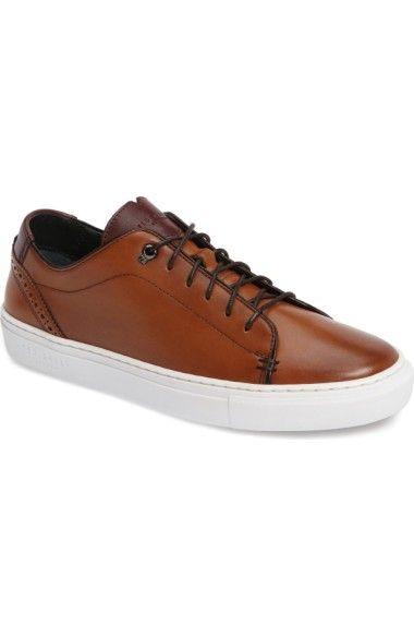 TED BAKER Duuke Sneaker. #tedbaker