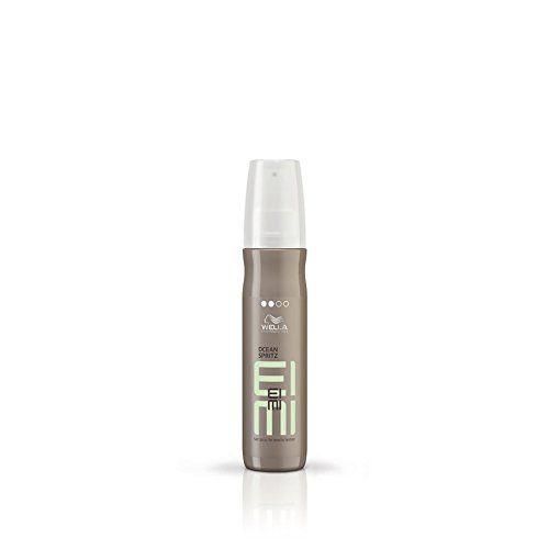 Wella Professionals Eimi Ocean Spritz Salt Spray For Beach Effect Hold Level 2 Helps Protect Hair Against Dehydr Texturizing Spray No Foundation Makeup Spritz