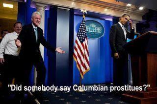 Oh dear Gawd how I miss Clinton!