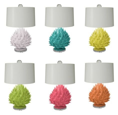 Fun Lamp stray dog artichoke lamps | home favorites | pinterest | lights