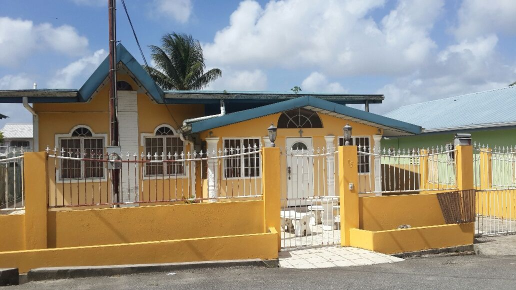 Beautiful houses in trinidad and tobago homes houses for for Trini homes