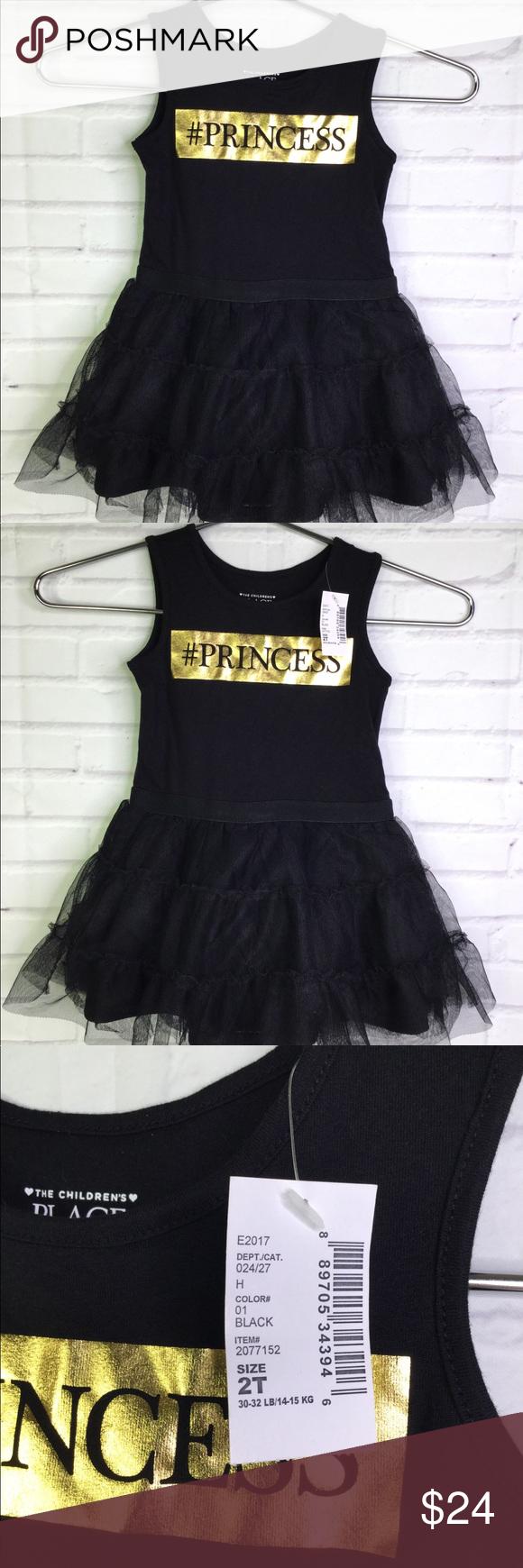 Children S Place Princess Tutu Dress Girls 2t New Tutu Dress Dresses Girls Dresses [ 1740 x 580 Pixel ]
