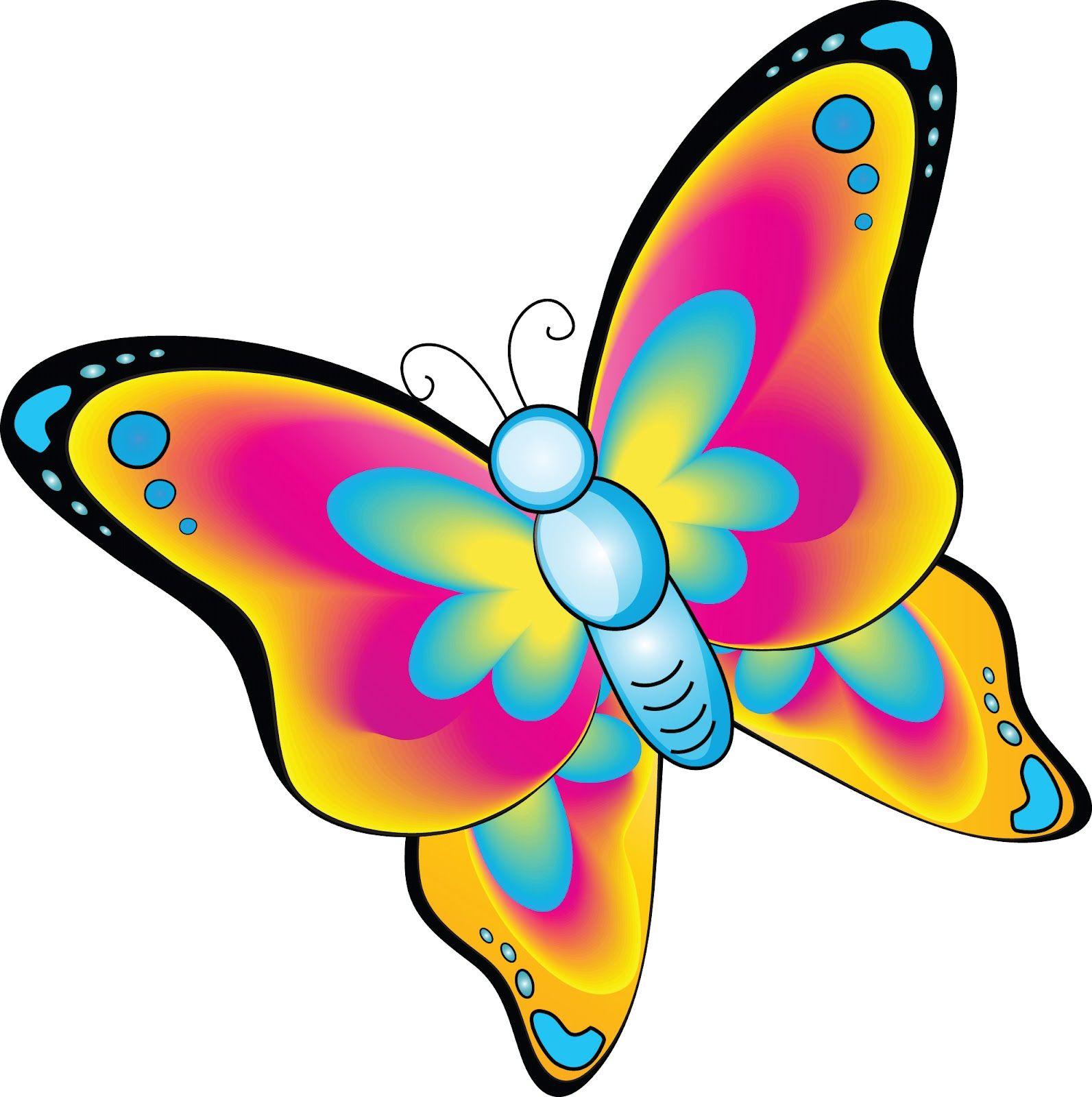 cartoon butterfly - Google Search | Mariposas, Butterfly ...