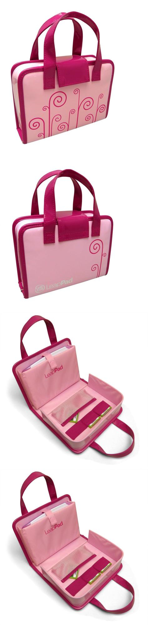Cases and Accessories 177917  Leapfrog Leappad Fashion Handbag Works With  Leappad2 And Leappad1 -  02b37a7f3417b