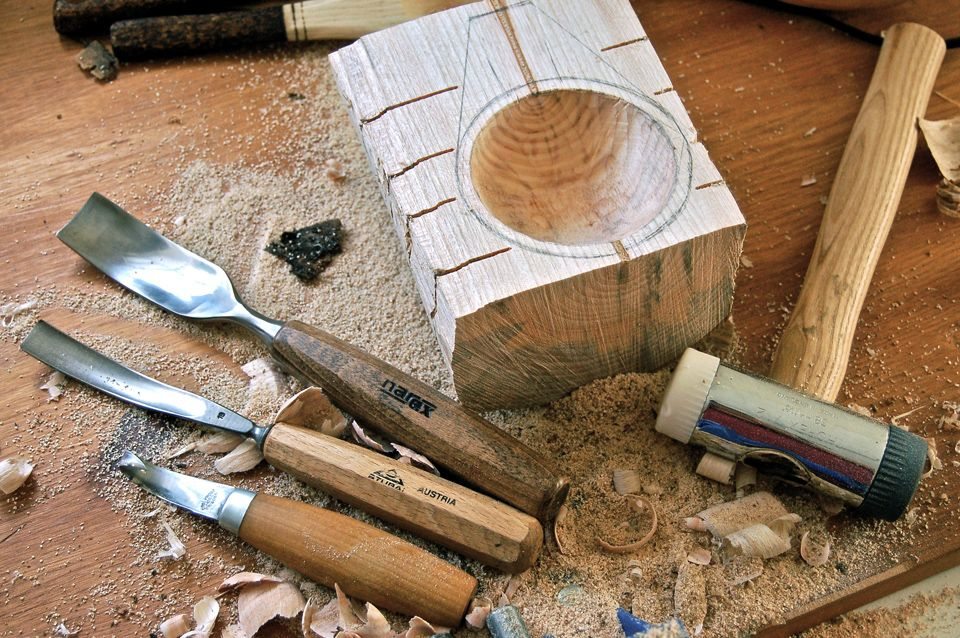 Woodworking Tools, W