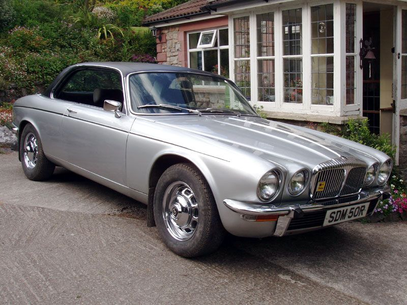 1976 Daimler Double Six Coupe Auction Classic Car Auctions Sale H H Classic European Cars Jaguar Jaguar Car